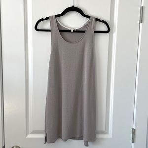 ARITZIA / WILFRED FREE / TAUPE TANK TOP